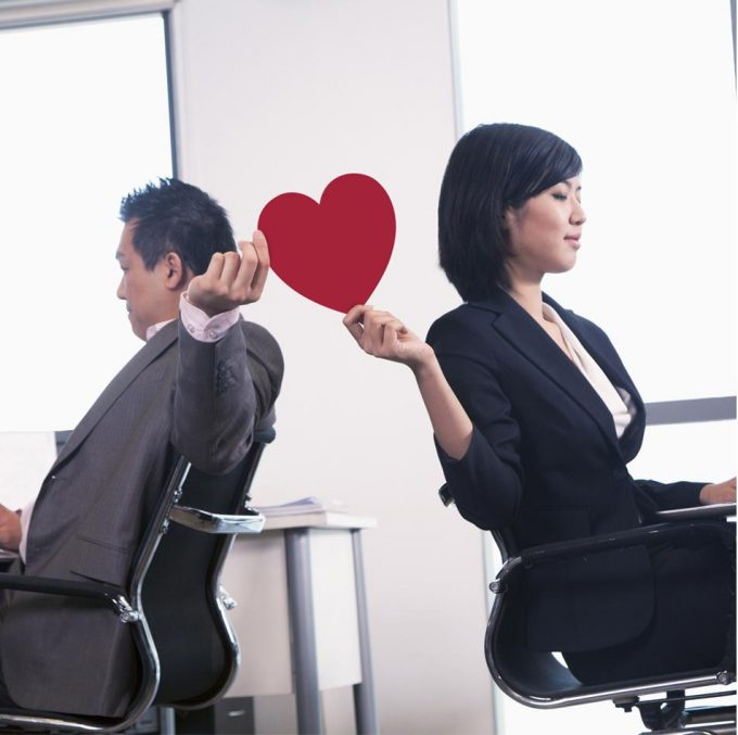 Romantika darbavietā