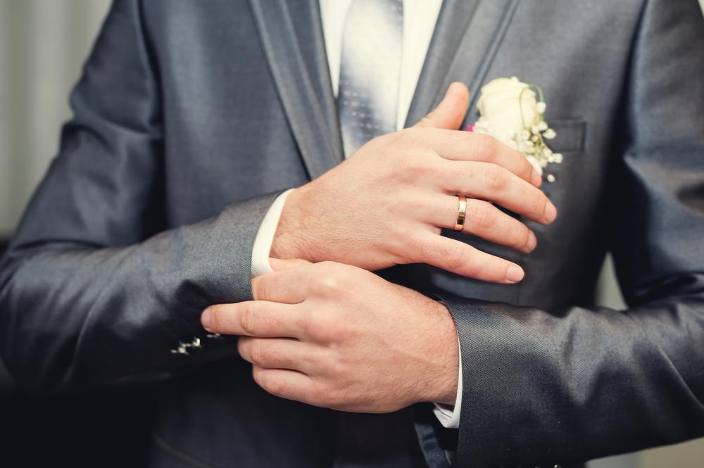 Laulību gredzens vīrietim